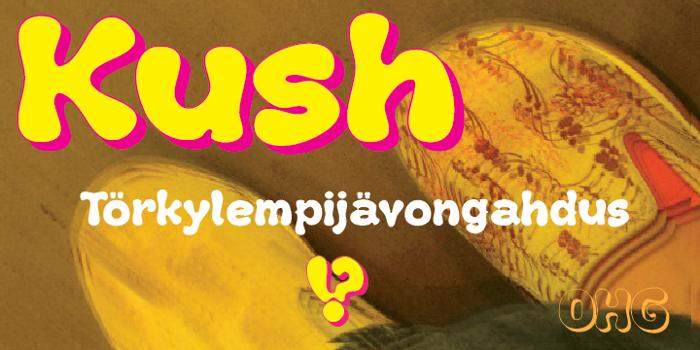 Kush Font