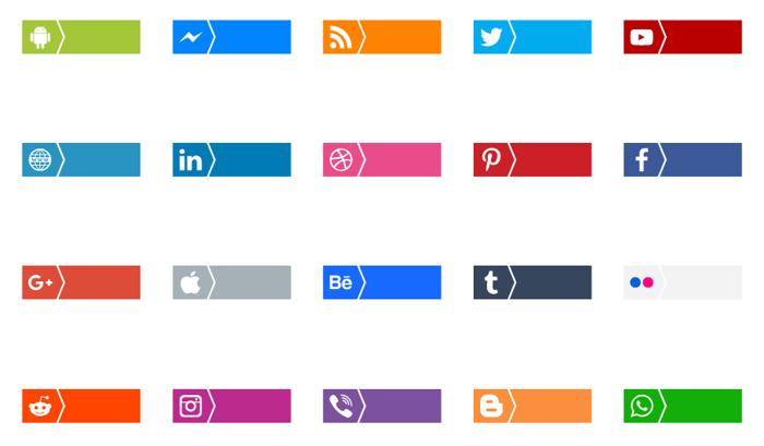 Font Networks Color poster