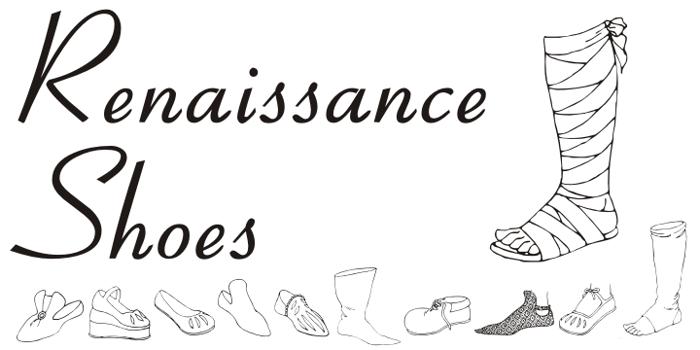 Renaissance Shoes Font poster