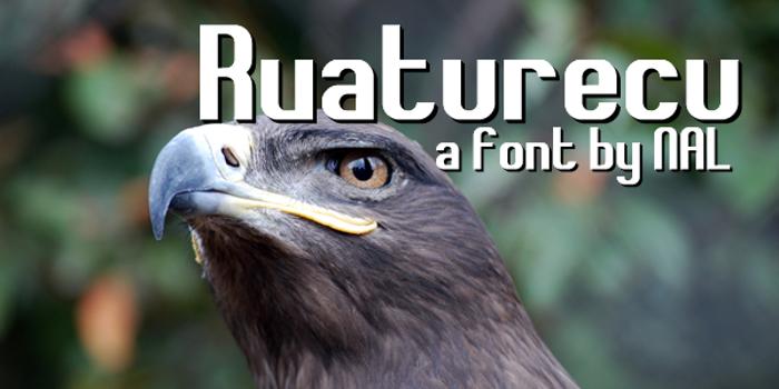 Rvaturecu Font