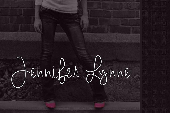 Jennifer Lynne Font poster