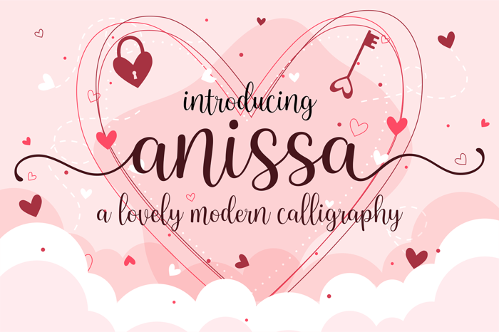 Anissa Font poster
