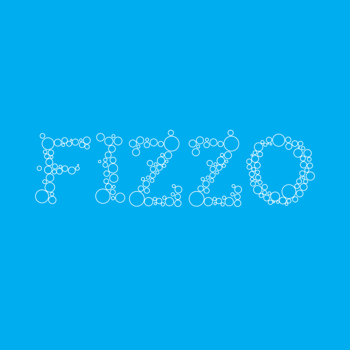 FIZZO Font poster