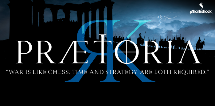 Praetoria Font poster