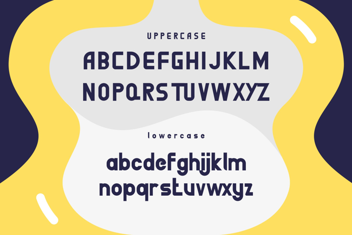 BigBOBY Font poster