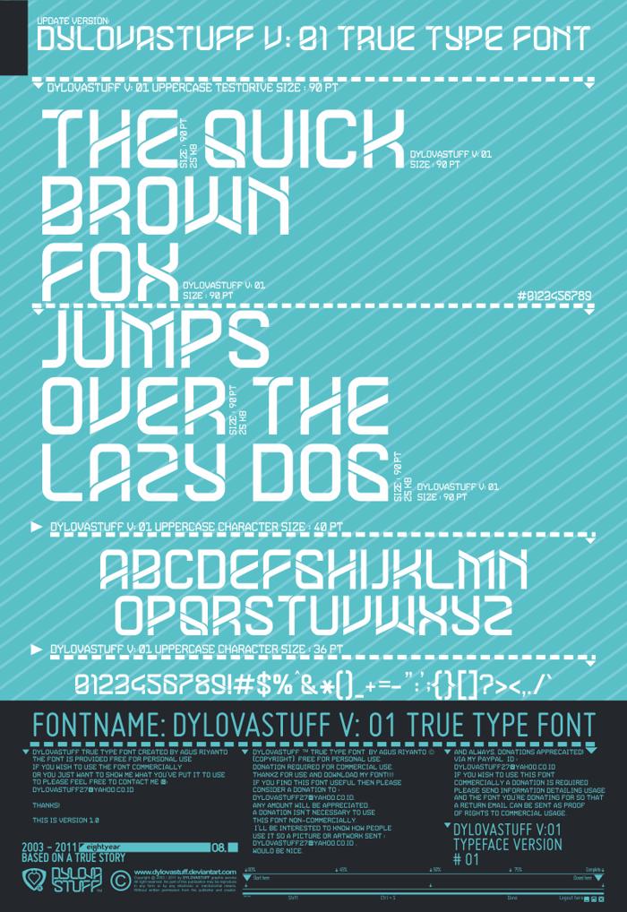 DYLOVASTUFF poster