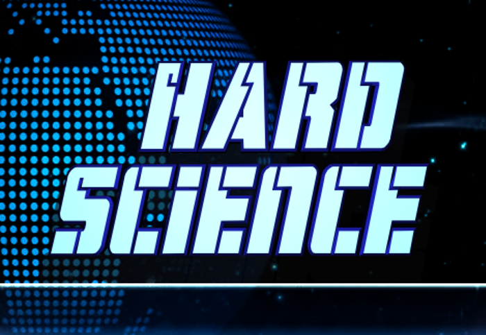 Hard Science poster