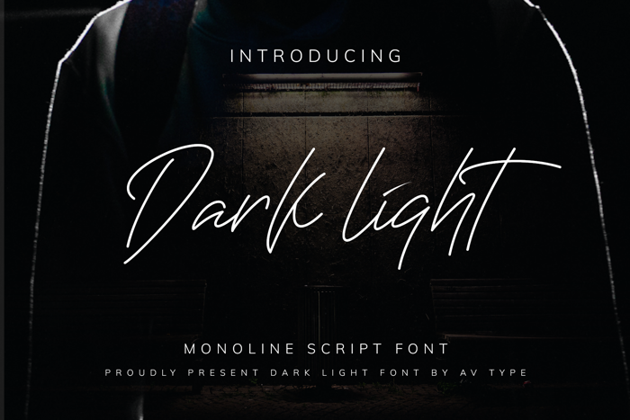 Darklight poster