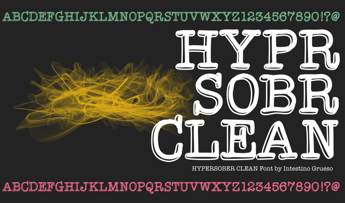HypersoberClean poster