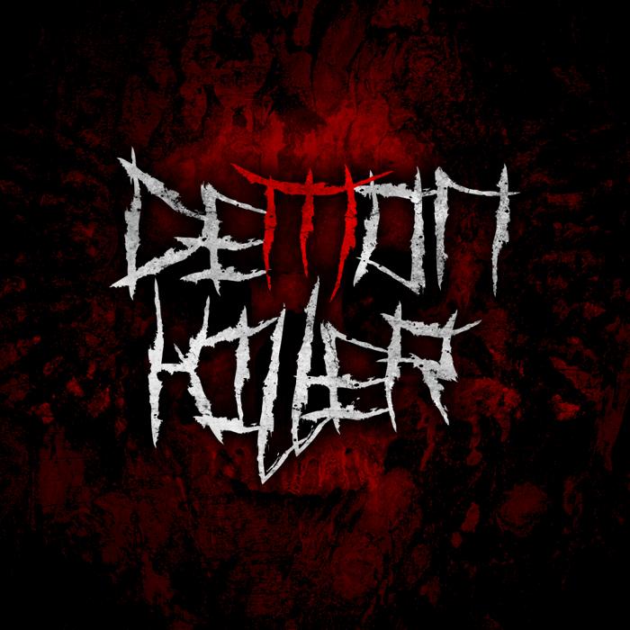 Demon Killer Font poster