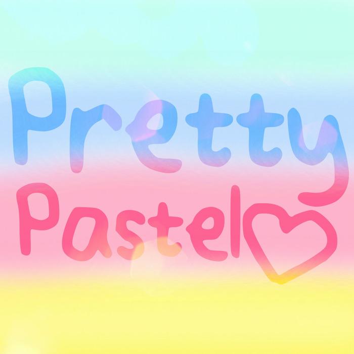 Pretty_Pastel Font poster