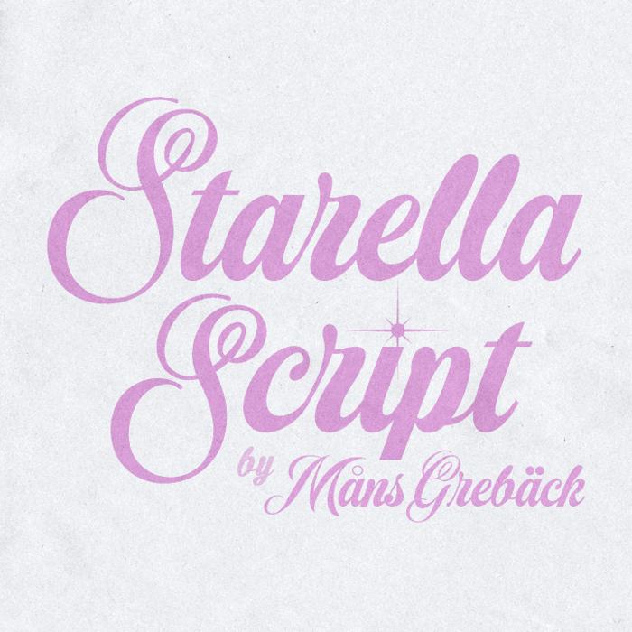 Starella Script poster