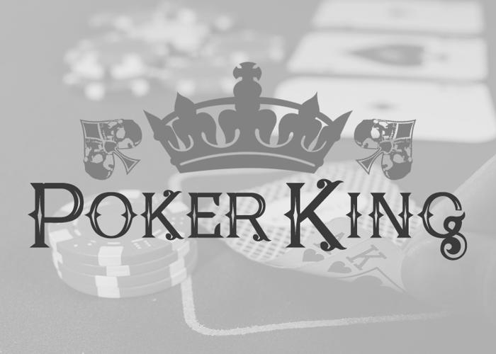 Poker Kings Font poster