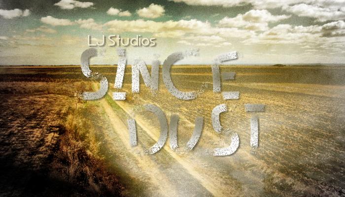 Since dust Font poster