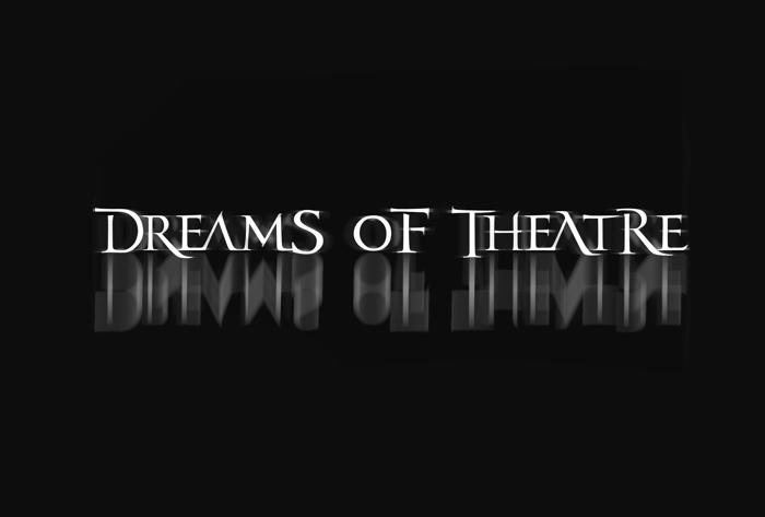 dreamsoftheatre Font poster