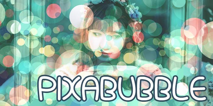 Pixabubble Font