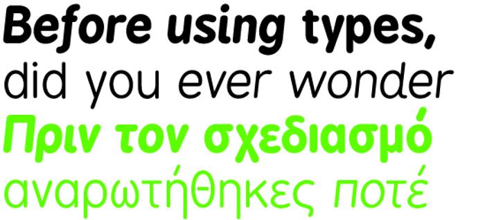 BPreplay Font poster