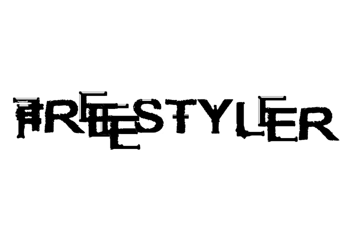 freestyler ancient f6 Font