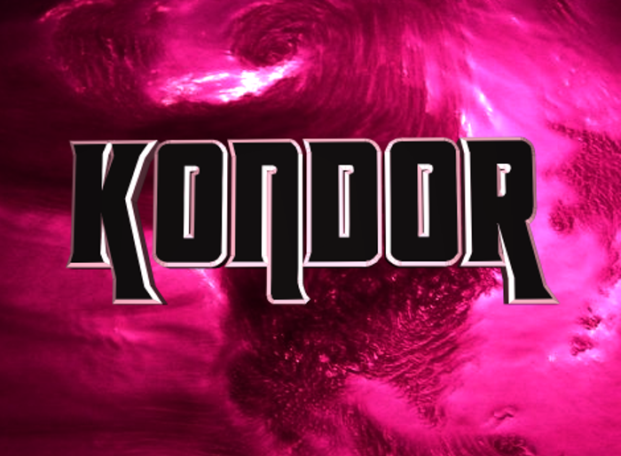Kondor poster