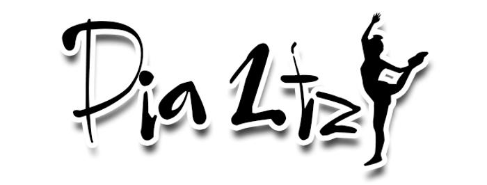 Pia 2tz Font poster