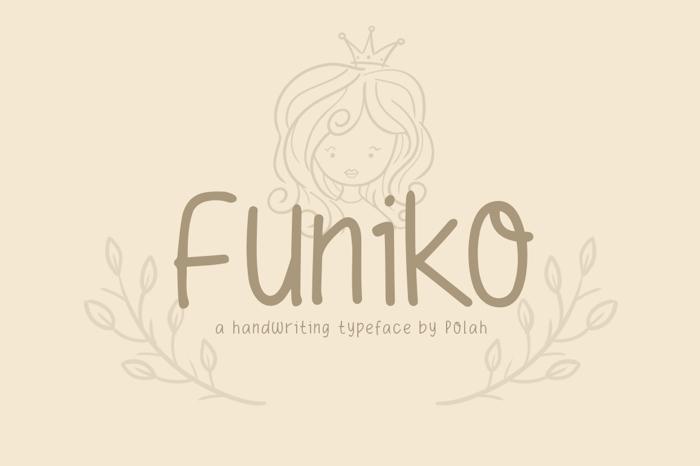 Funiko Font