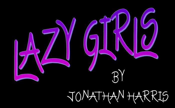 Lazy Girls Font poster