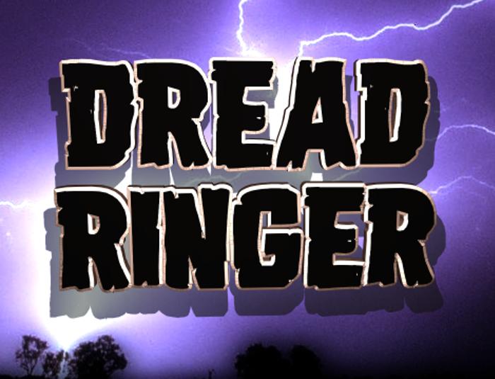 Dread Ringer Font poster