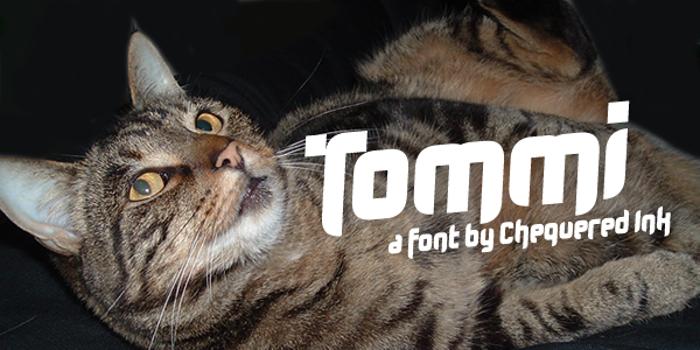 Tommi Font poster