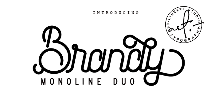 Brandy Script poster