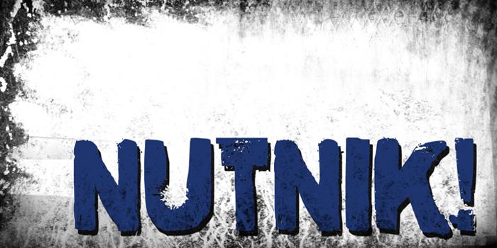 DK Nutnik Font poster