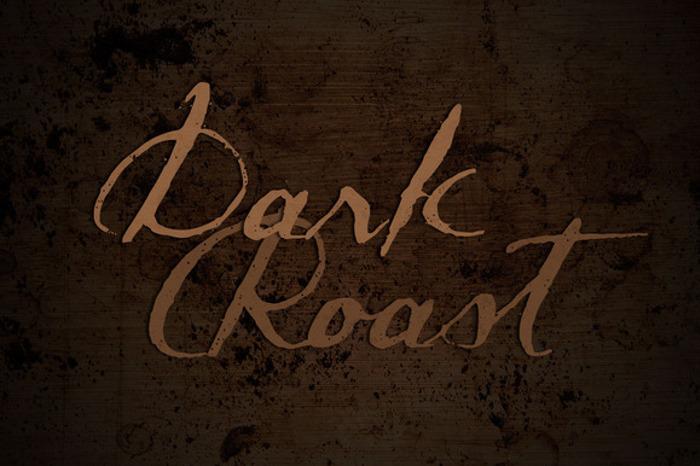 Dark Roast poster