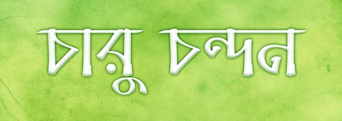 Charu Chandan Unicode Font poster