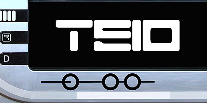 Teio Font poster