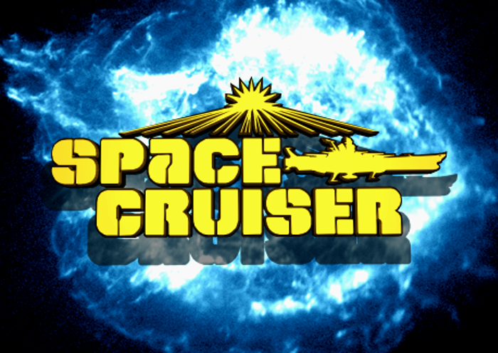 Space Cruiser Font poster