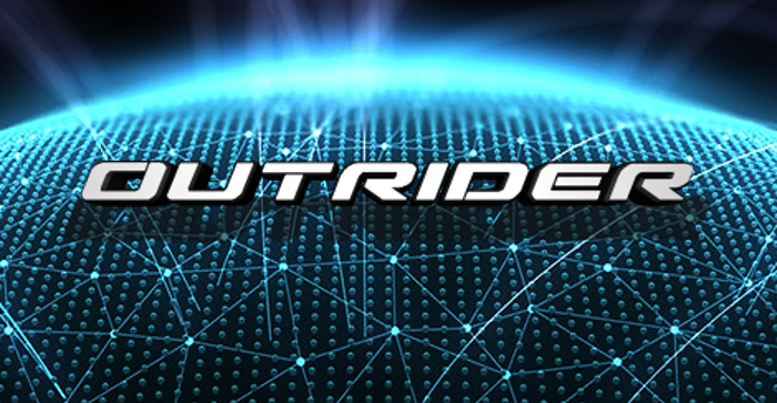 Outrider poster