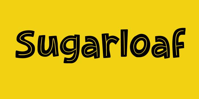 Sugarloaf DEMO Font poster