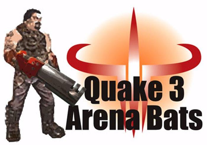Quake3ArenaBats Font poster