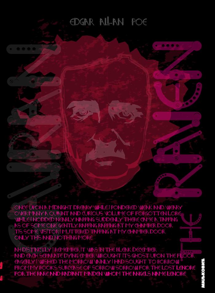 STEEL_NM_OTF Font poster