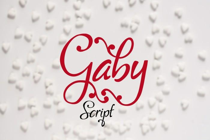 Gaby Font