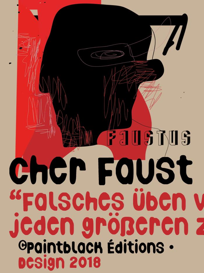 Cher Faust Font