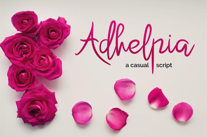 Adhelpia poster