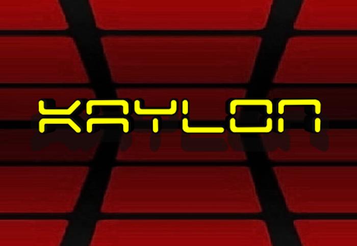 Kaylon poster