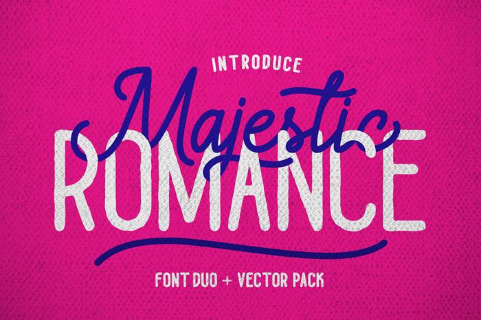 Majestic Romance poster