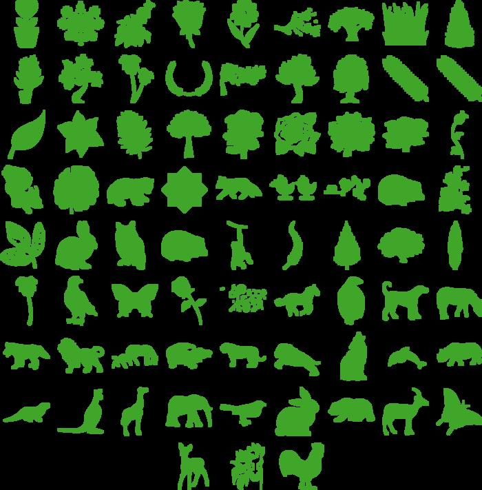 Nature Pro Font
