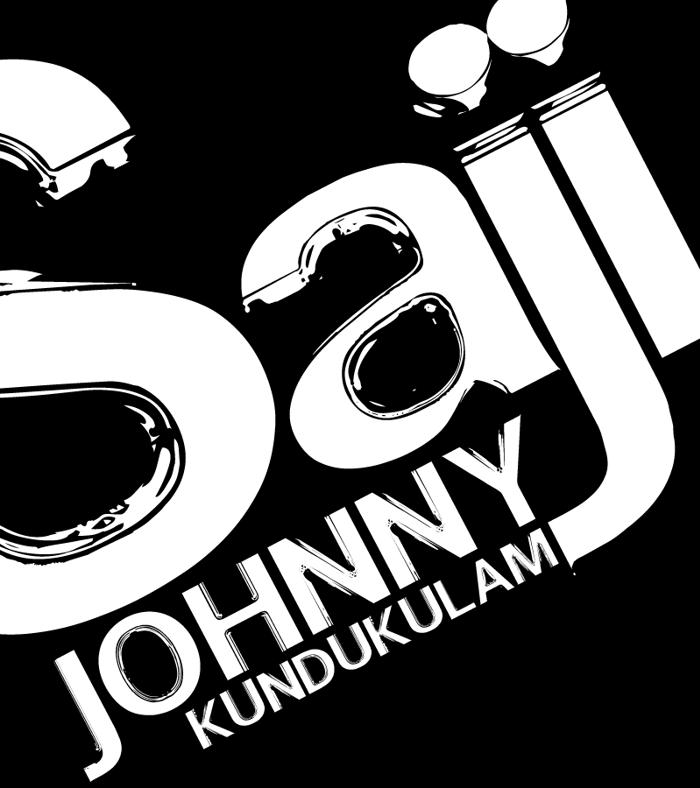 Moulded Saji Font poster