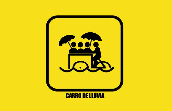 SANTIAGO ICONO Font poster