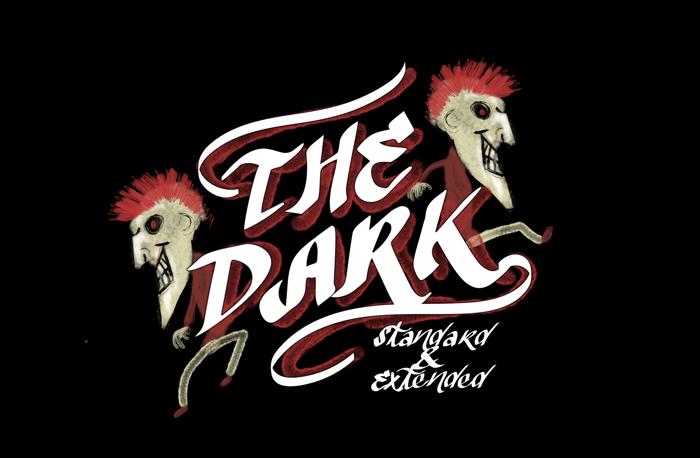 Vtks The Dark Font poster