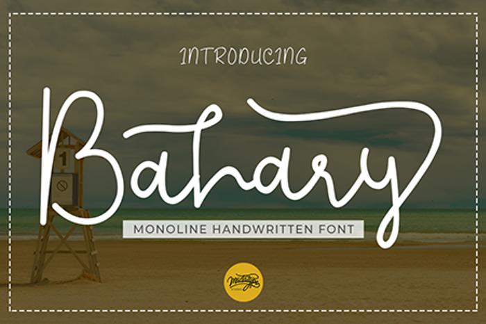 Bahary Font