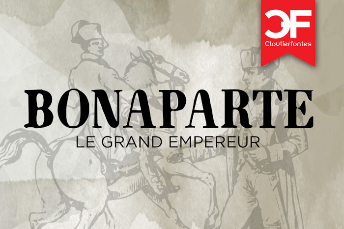 NapoleonDemo Font poster