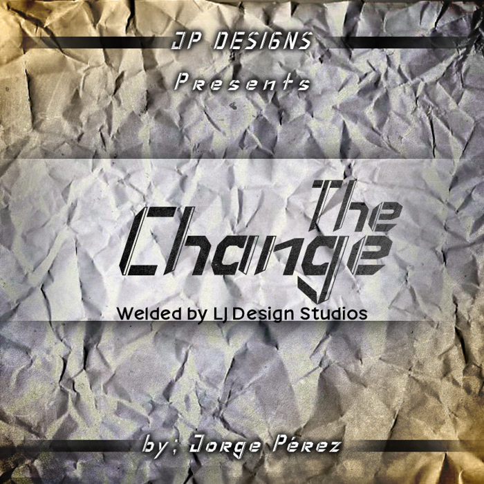 The Change Font poster